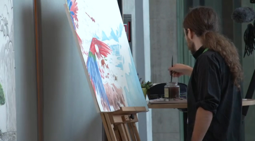 painting in darmstadt