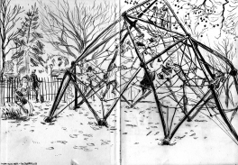 climbing-frame